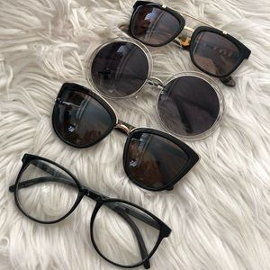 Accessories - Sunglasses/Non-Prescription Glasses (Bundle of 4)